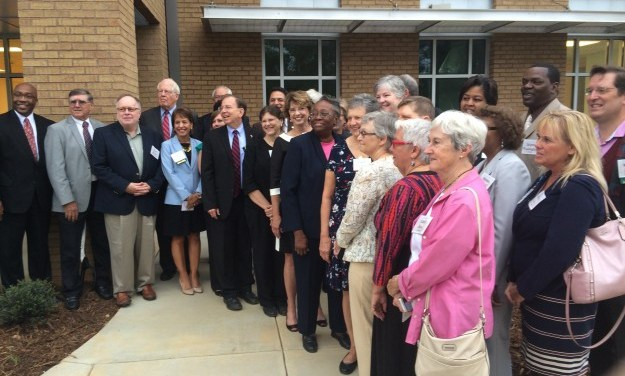 Ribbon Cutting Held for New IFC Community House