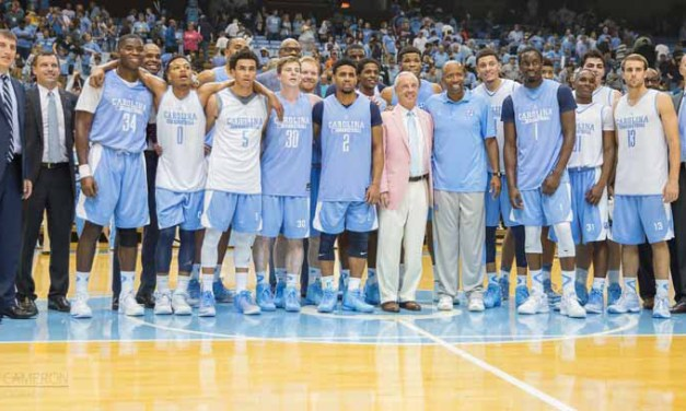 UNC Men's Basketball Slated No. 1 by Associated Press