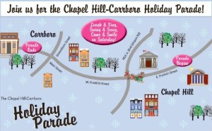 Chapel Hill-Carrboro Holiday Parade