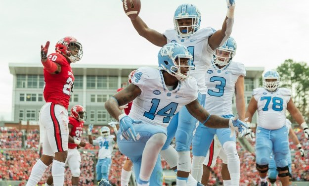 Bring On Clemson: No. 14 UNC Rolls Past NC State, Completes 8-0 ACC Season
