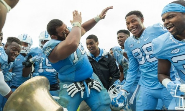 UNC Adds Four-Star Wide Receiver