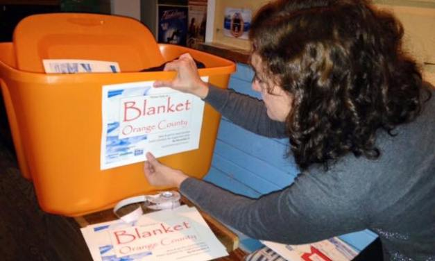 Effort to Blanket Orange County Begins Monday