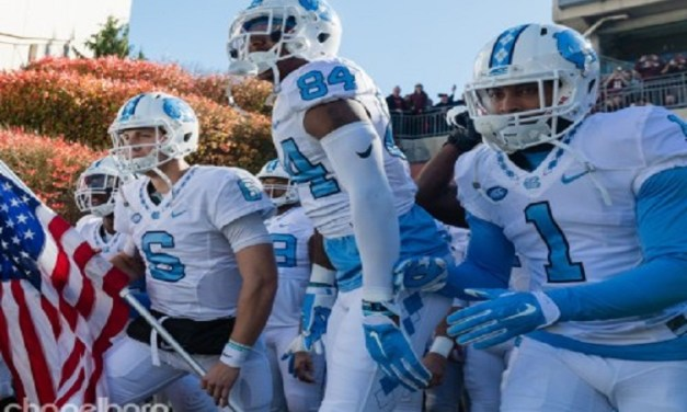 Tar Heels Out For Revenge Against the Wolfpack