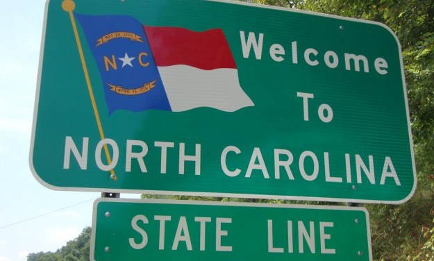 Justice Department Drops North Carolina LGBT Rights Lawsuit