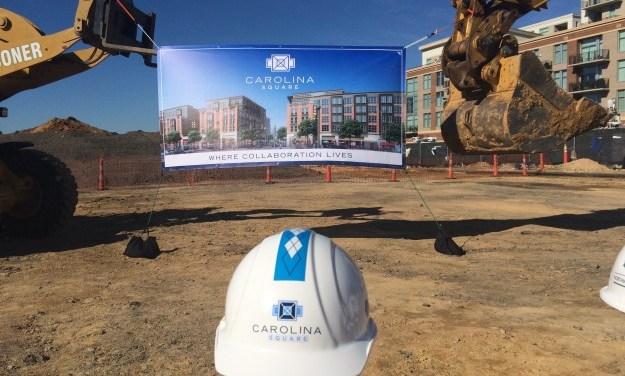 Construction Begins at Carolina Square