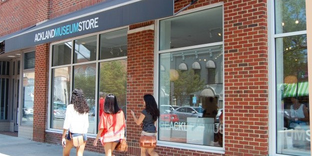 Ackland Museum Store to Relocate