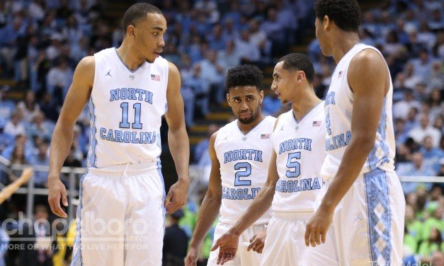 UNC Looking to Rebound from Back to Back Losses