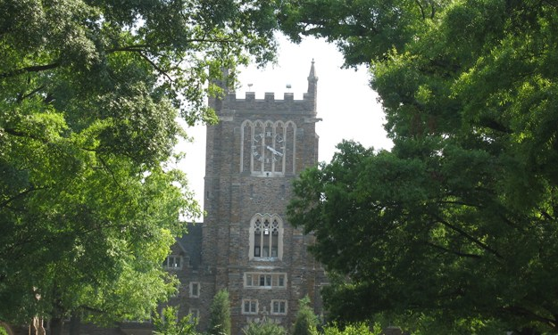Duke University Receives Record Number of Applications