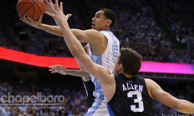 Saturday Not Just Another UNC-Duke Game: It's Bigger