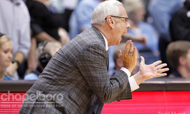 Roy Williams Wears Mic, Gives Inside Look at UNC's First Practice