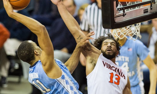 Missed Opportunities Doom No. 7 UNC in Loss at No. 3 Virginia