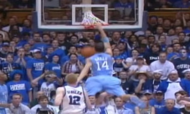 Let's Remember That Danny Green Dunk On Greg Paulus