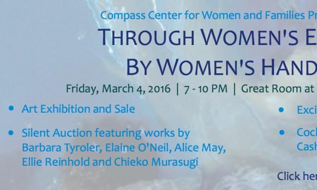 """Through Women's Eyes, By Women's Hands"""