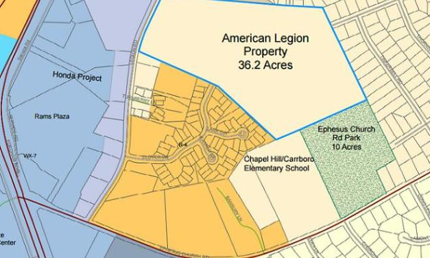 Chapel Hill to Establish Task Force Regarding American Legion Property