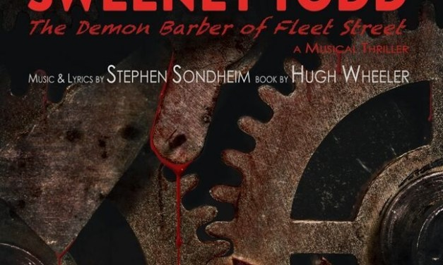 """There Will Be Blood: """"Sweeney Todd"""" At PlayMakers"""