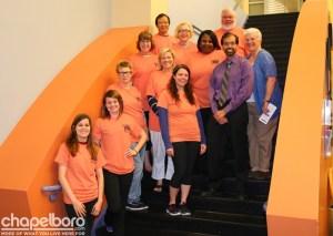Team Durham-Chapel Hill Medical Society!