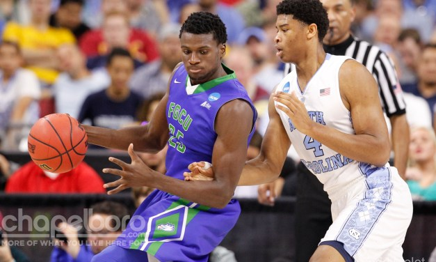 Tar Heels Survive Early Scare From FGCU, Advance in NCAA Tourney