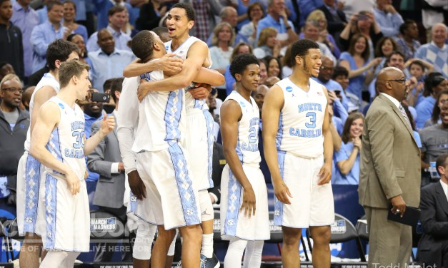 """Tar Heels Excited To See """"Second Half Marcus"""" Again"""