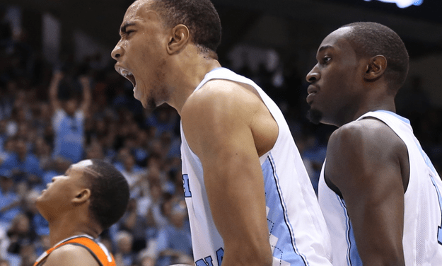 Brice Johnson Named All-America and ACC Player of the Week