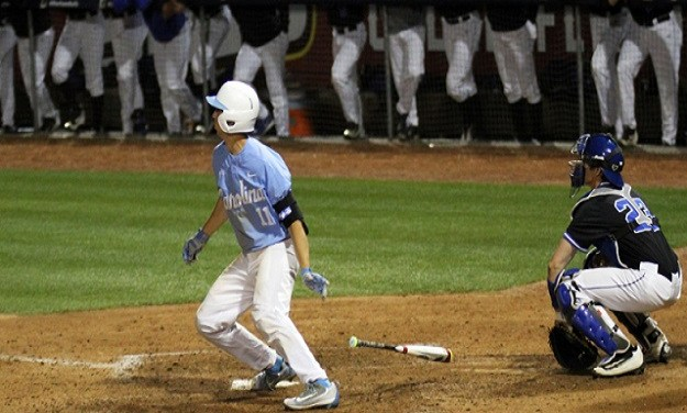 UNC Baseball Blows Out Duke Again, Clinches Series