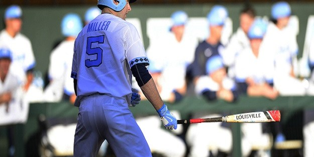 A Former Walk-On, UNC Centerfielder Brian Miller Embraces His Journey to the Top
