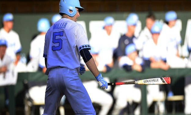 UNC-Asheville Stuns No. 13 UNC Baseball on Wild Final Play