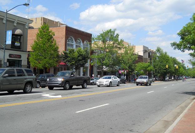 "Orange County's ""Retail Gap"" Is Growing"