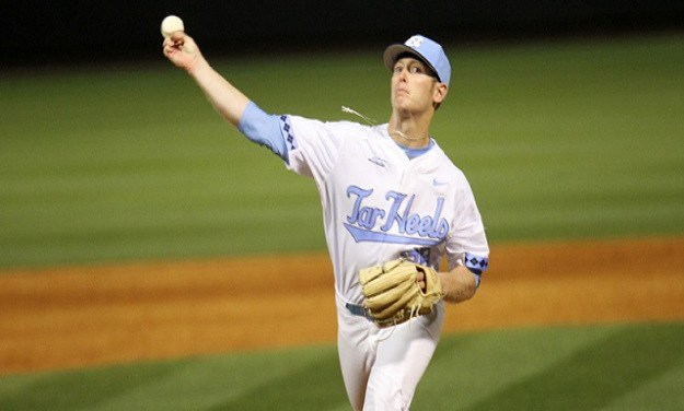 Bukauskas K's 14 as UNC Holds On to Take Series Opener at Georgia Tech