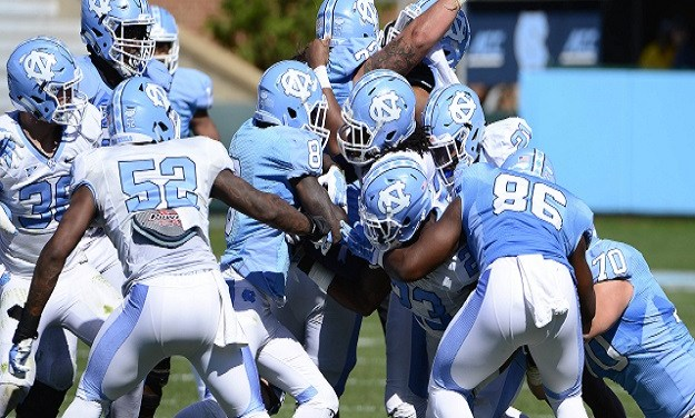 Offense Wins, Defense Impresses in UNC Football Spring Game