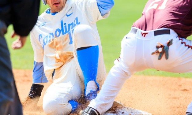 Coastal Carolina Tops UNC Baseball in Top-25 Showdown