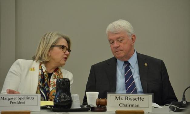 UNC System Adopts New Strategic Plan