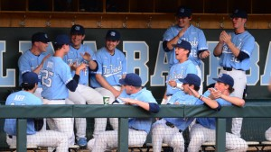 A loose mindset helped the Tar Heels find their groove against Notre Dame. (Jeffrey. A Camarati/ UNC Athletics)