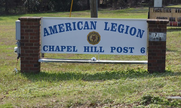 Chapel Hill Selling Obligation Bonds to Fund American Legion Property