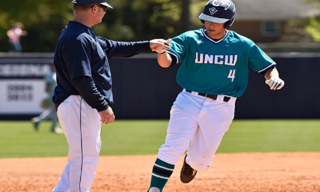 UNC-Wilmington Powers Past Diamond Heels