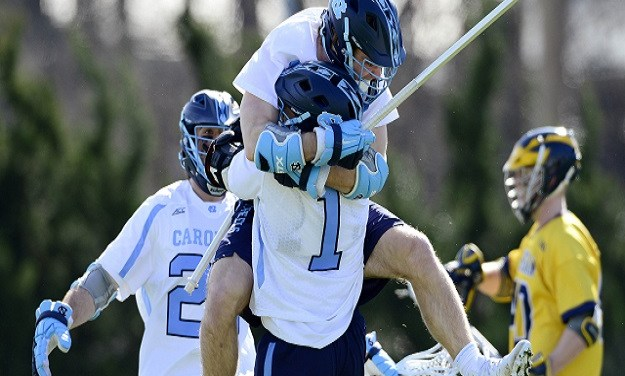 Final Four Drought Over for UNC Men's Lacrosse: Tar Heels Crush Notre Dame