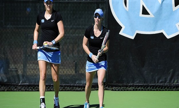 Both UNC Tennis Teams Finish in Top 5, Seven Tar Heels Named All-Americans