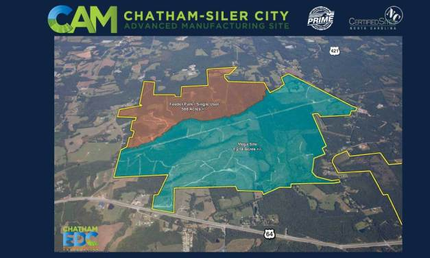 Chatham Megasite Receives Certification