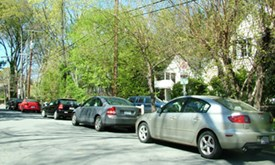 Chapel Hill Residential Parking Permits Expire This Month