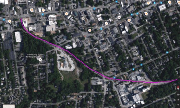 Railroad Maintenance Could Impact Chapel Hill – Carrboro Bikeway