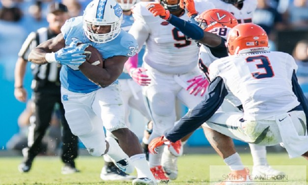 UNC Football Selected As Preseason Favorite in ACC Coastal