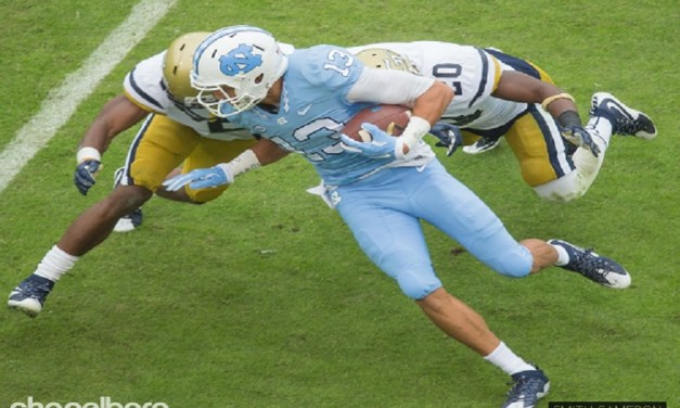 UNC WR Mack Hollins on Biletnikoff Award Watch List