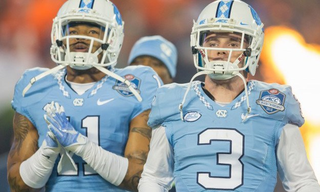 Three Tar Heels Make Preseason All-ACC Football Team