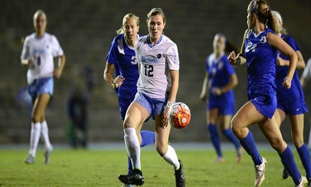 UNC Women's Soccer Opens Season Friday vs. UCF
