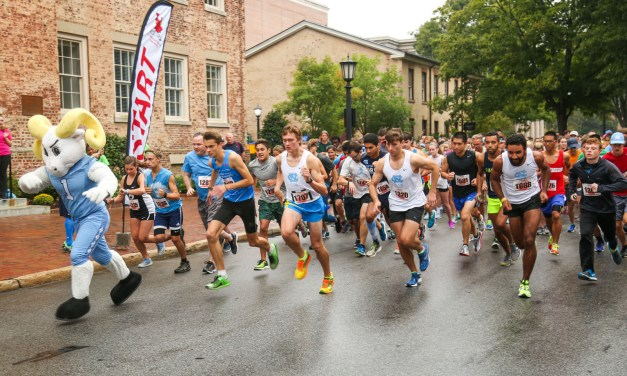 UNC Non-Profit Raises Over $17,000 with Annual 5K