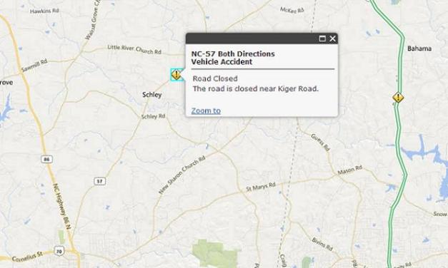 HWY 57 Reopens in Orange County After Wreck
