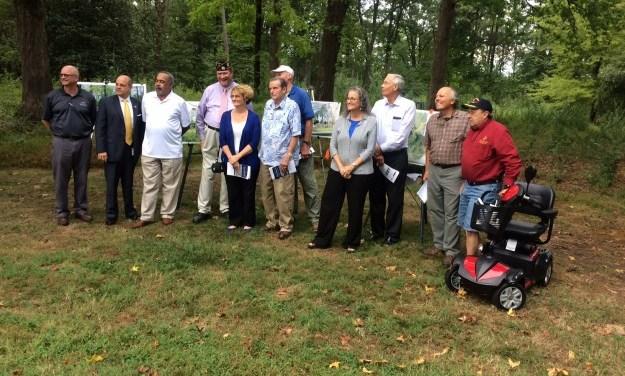 Fundraising Effort for Orange County Veterans Memorial Increasing