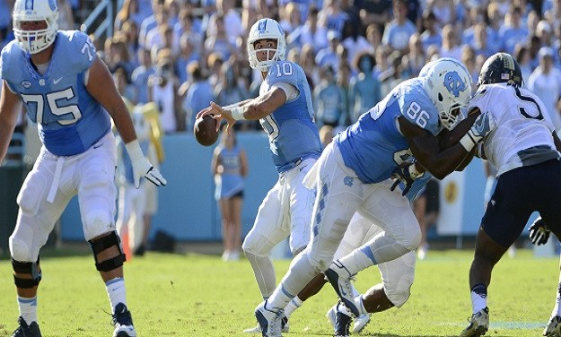 Trubisky, Switzer Earn ACC Player of the Week Honors