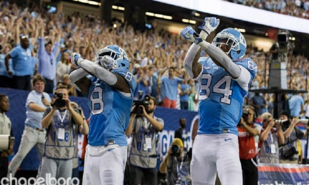 Hood and Logan Building an Identity for UNC Football