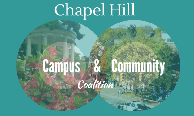 Chapel Hill Coalition Aims to Reduce High Risk Drinking