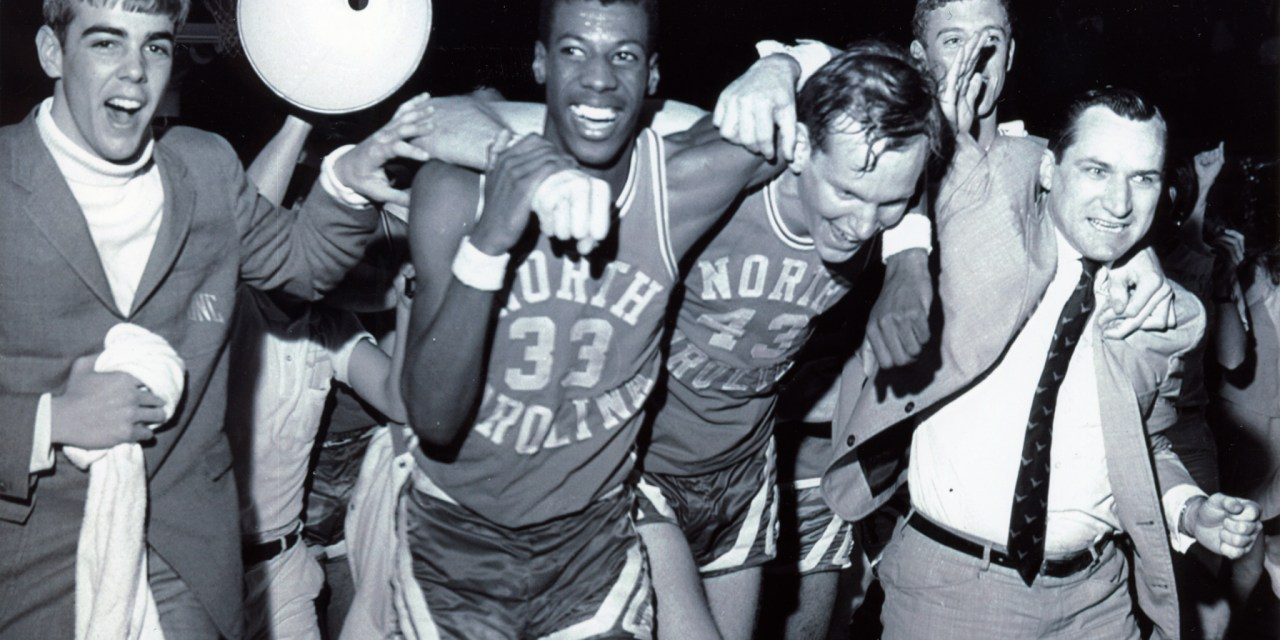 One on One: Taking a Knee and Remembering Dean Smith and Charlie Scott